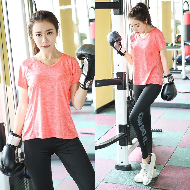 Fitness Clothes Buy Online: Aliexpress.com : Buy Women Sportswear Set Leggings +Top