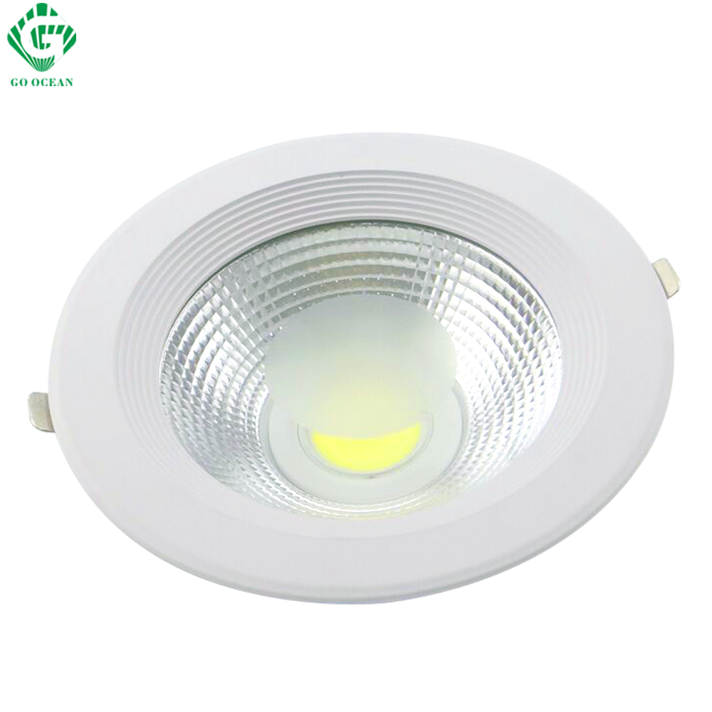 Downlights do oceano 10w 20w 30w Description 2 : Led Downlights Bathroom