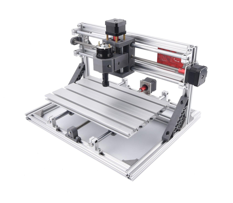 CNC 3018 PRO ER11 graveur laser Pcb fraiseuse CNC routeur CNC 3018 GRBL mini graveur - 5