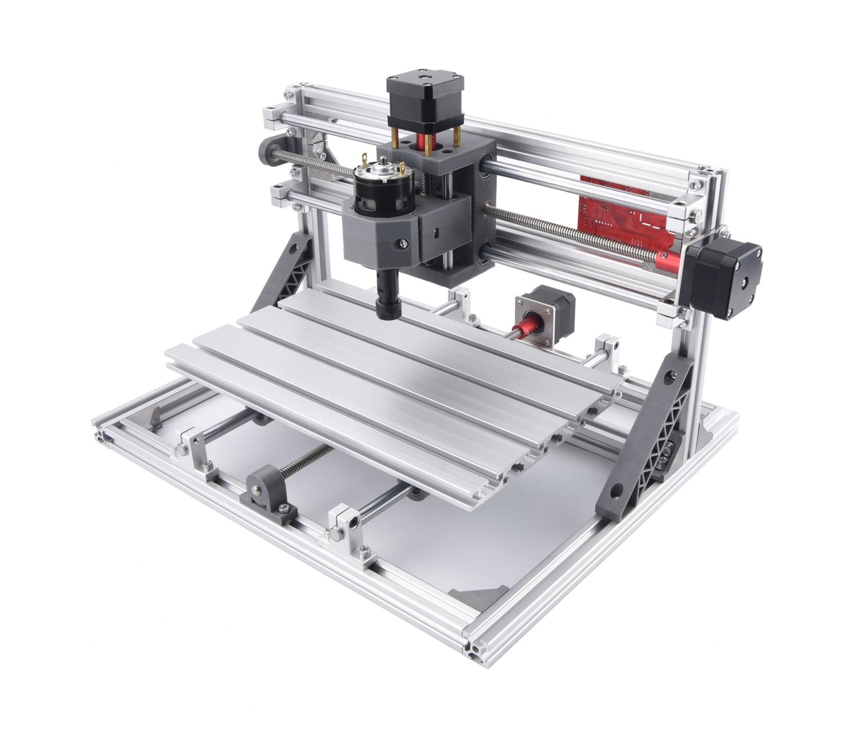 CNC 3018 PRO ER11 incisore laser Pcb Fresatrice cnc router macchina - Attrezzature per la lavorazione del legno - Fotografia 5