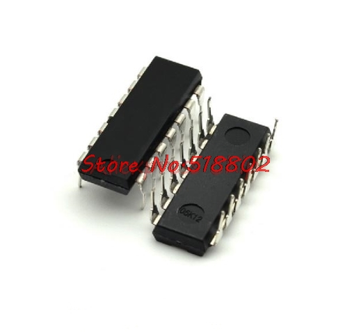 1pcs/lot LM723CN LM723 DIP-14 In Stock