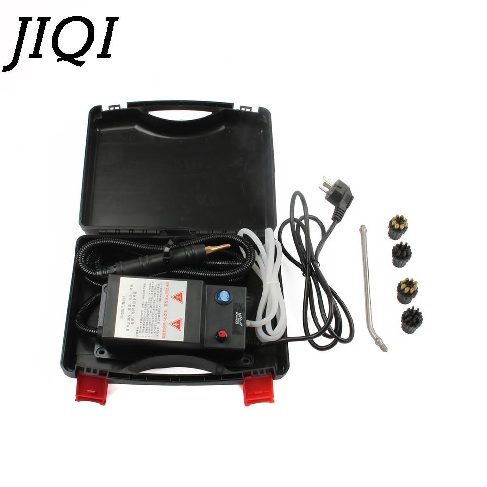JIQI High Temperature High Pressure Mobile Cleaning Machine Multifunction Steam Cleaner Pumping Sterilization Disinfector 2000W