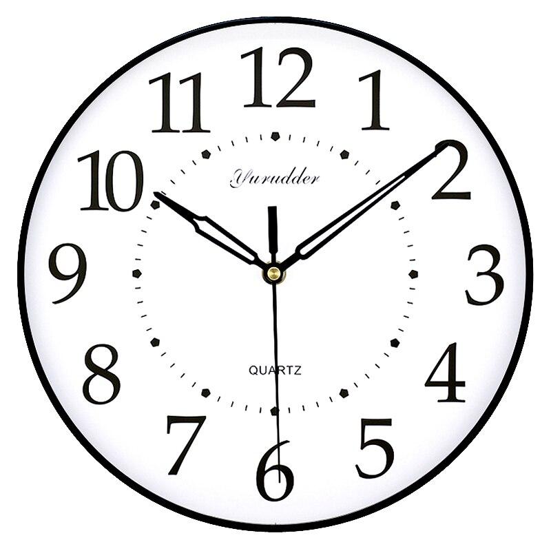 ⃝No Marcos MDF Reloj de pared de la nueva llegada moderno diseño ...