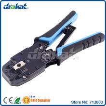 4P 6P 8P Crimp Plier for Telephone Network Cables