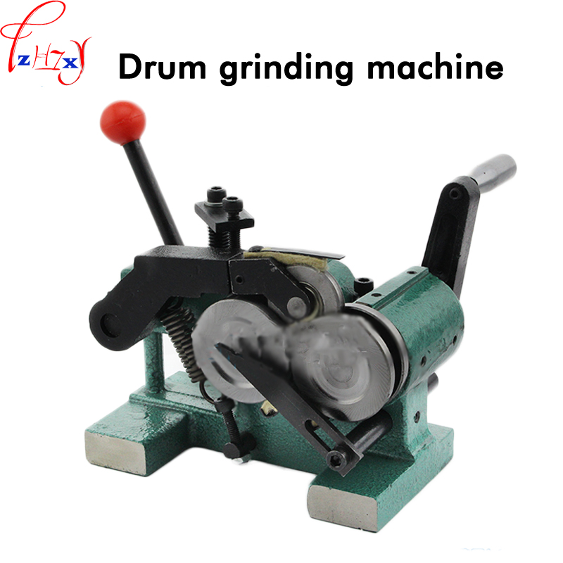 1PC Manual punch grinding machine 1.5-25mm grinding needle machine table grinding machine tools vibration type pneumatic sanding machine rectangle grinding machine sand vibration machine polishing machine 70x100mm