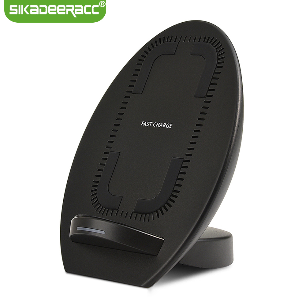 JK68 Qi Wireless Charger Fast Charging Station For iPhone X 8 Plus Samsung Note 8 S8 Plus S7 Edge S6 LG Wireless Charger AdapterJK68 Qi Wireless Charger Fast Charging Station For iPhone X 8 Plus Samsung Note 8 S8 Plus S7 Edge S6 LG Wireless Charger Adapter
