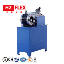 цена на Free shipping to Kenya 380v 3kw 2 inch HZ-50D multi-function automatic hydraulic brake hose press