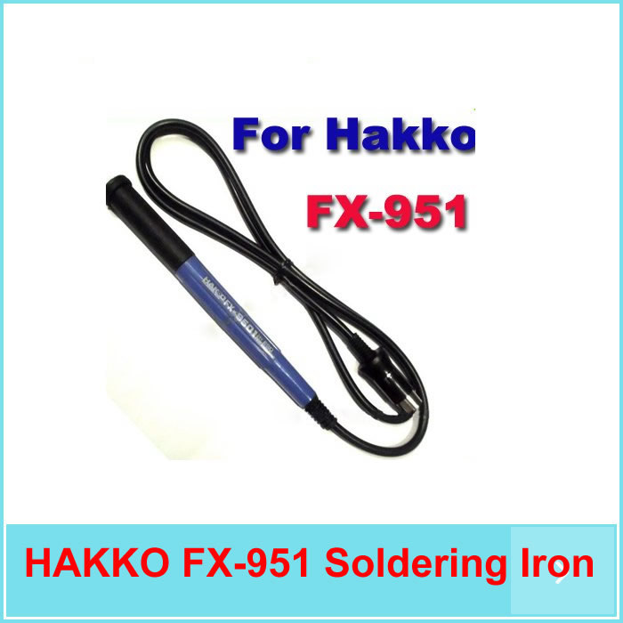 free shipping soldering iron handle tips for hakko fx 951 942 good quality in electric. Black Bedroom Furniture Sets. Home Design Ideas