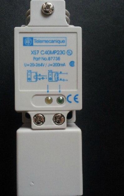 high quality XS7-C40MP230 Schneider s proximity switch high quality xs212blpal2c schneider s proximity switch