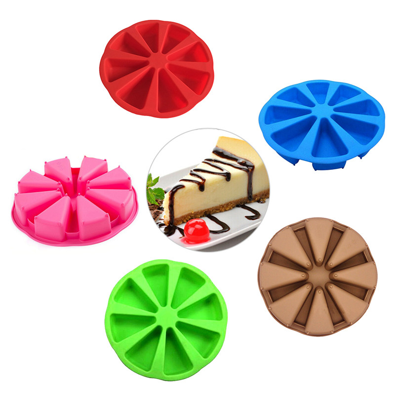 Diy Silicon Cake Mold Big Roung Silicone Cake Baking Moulds Sphere Cake Mold Bicycle Colorful Big
