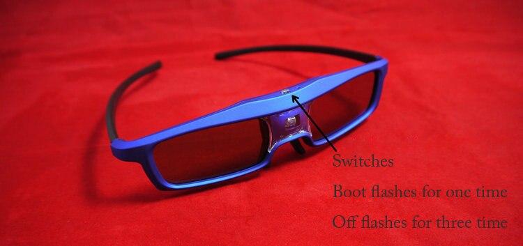 DLP 3D Glasses pic 2