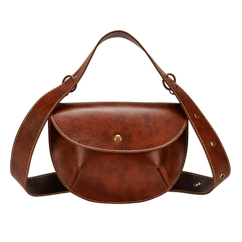 Women Leather Belt Bag Phone Pouch Fanny Pack Luxury Brand Female Waist Pack Heuptas Pochete