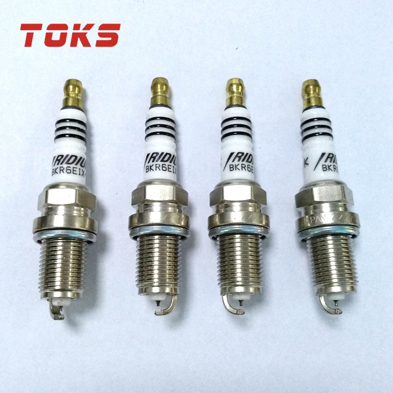 TOKS BKR6EIX-11 4272 Iridium IX Premium Spark Plug Fit For Toyota Lexus Honda Suzuki Chevy Mazda BKR6EIX11 4272 BKR6EIX-11 3764