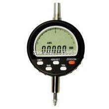 0,001 мм 0-12,7 мм 5 клавиш ABS Tol электронный микрон цифровой индикатор цифровой циферблат микрон цифровой индикатор