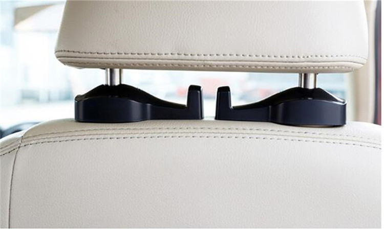 car seat hooks to .conveniency hang something. for AUDI a1 a3 a4L a4 a5 a6 b8 c5 c6 b7 a6L a7 a8L S5 S a8 S8 Q3 Q5 Q7 SQ5 Q1