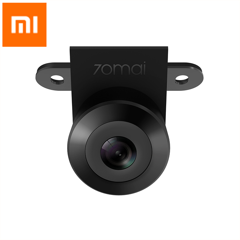 New Xiaomi 70mai Car Reversing Rear Camera BLACK