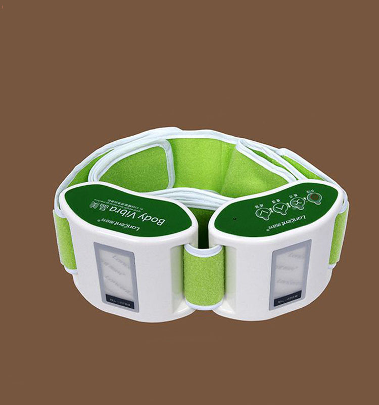 Power Plate Belt To Reduce Stomach Artifact Lazy Man Shook The Machine Model Body Slimming Rejection Fat Belt