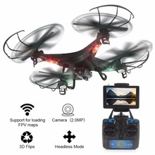 High Qaulity Helicopter LiDiRC L20 2 4G 4CH 6 axis HD Camera WiFi 5 8G Real
