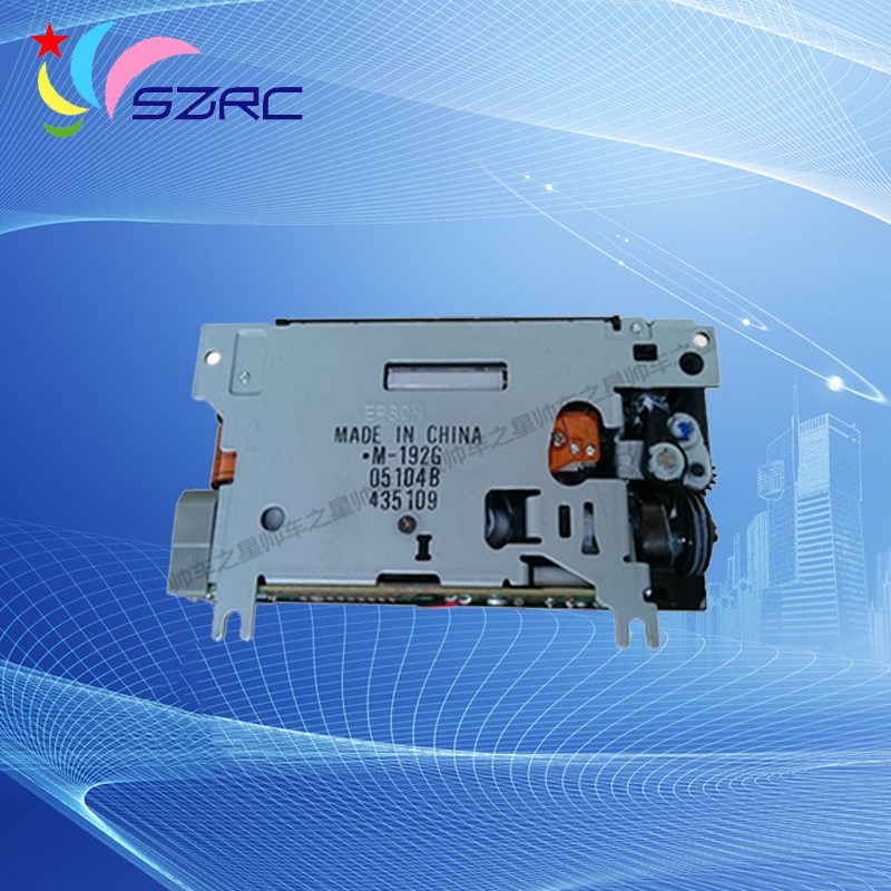 High quality New Original Print Head Compatible for EPSON M-192G Printer head Printhead new original copper high current 6000vac 0 06uf high frequency resonant capacitor 80k 80a