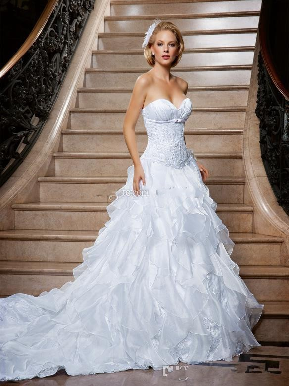 Wedding Dress Chicago Affordable : Popular bridal gowns affordable buy cheap lots