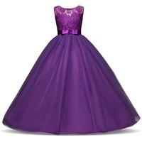 Пачка платье на день рождения для детей праздничная одежда для девочек костюм Платья для маленьких девочек для девочек-подростков на свадь...