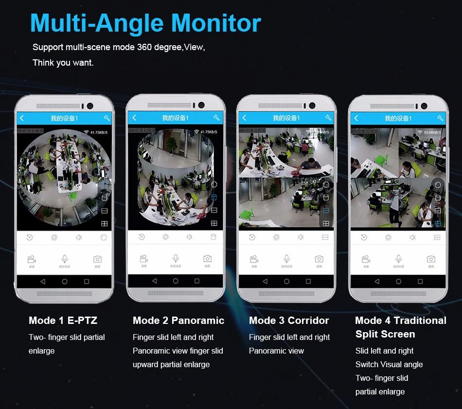 Multi-Angle Monitor