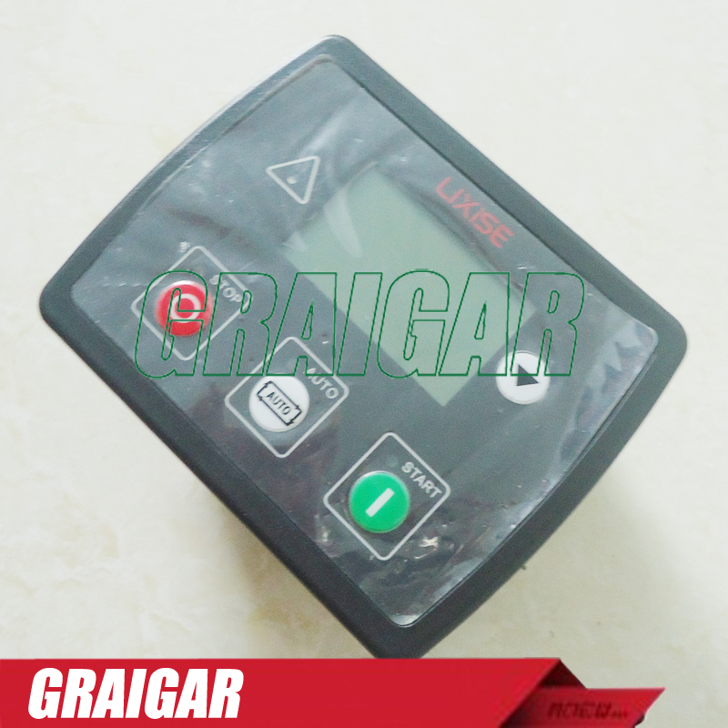 New LIXiSE Generator Controller LXC706 Diesel Generator Auto Start Control  an small Automatic Engine Control Module free shipping original amf25 com ap generator controller auto start control module