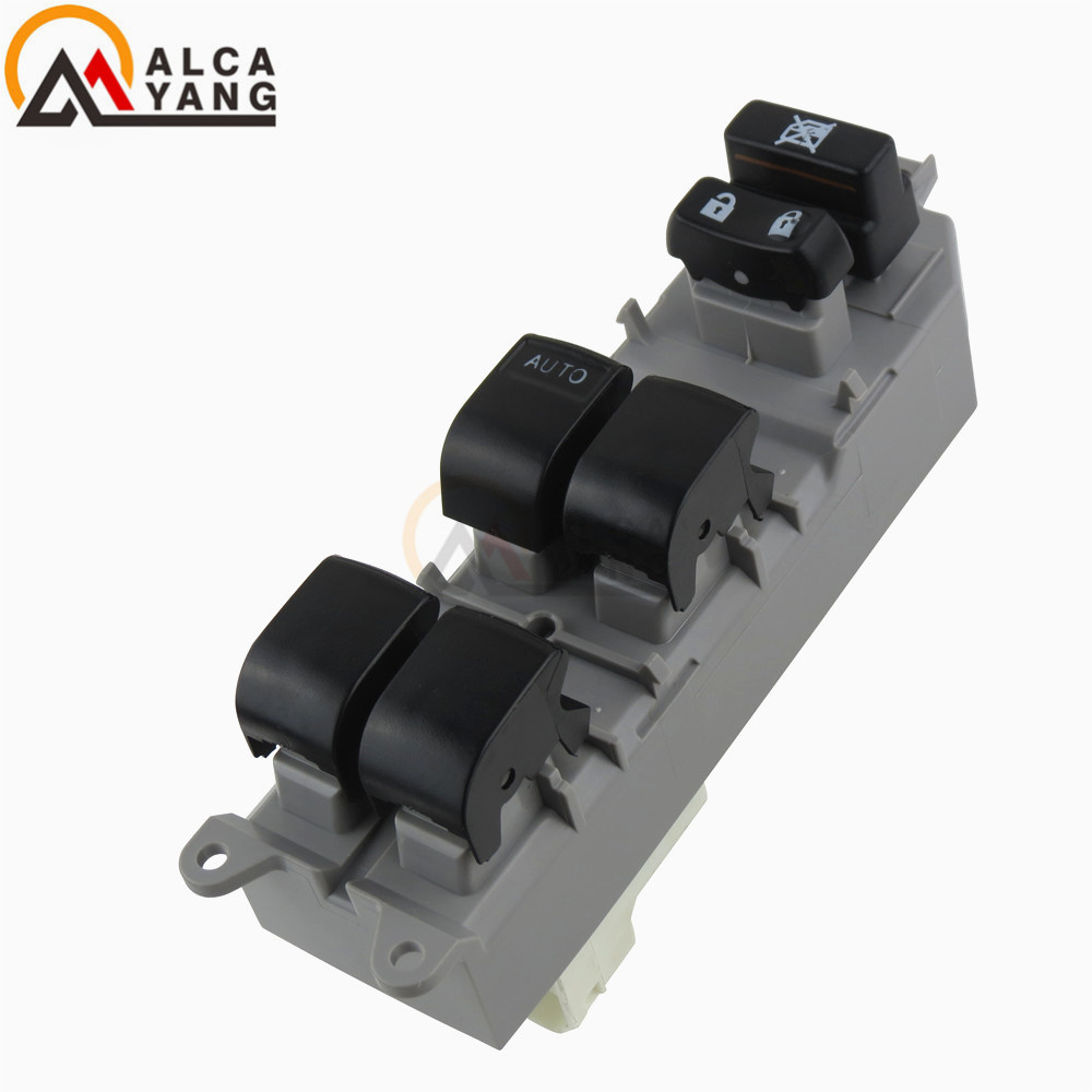 Electric Window Master Control Switch For Toyota Corolla RAV4 Vios 84820-02190 84820-12520 84820-06070 84820-42190 84820-06100