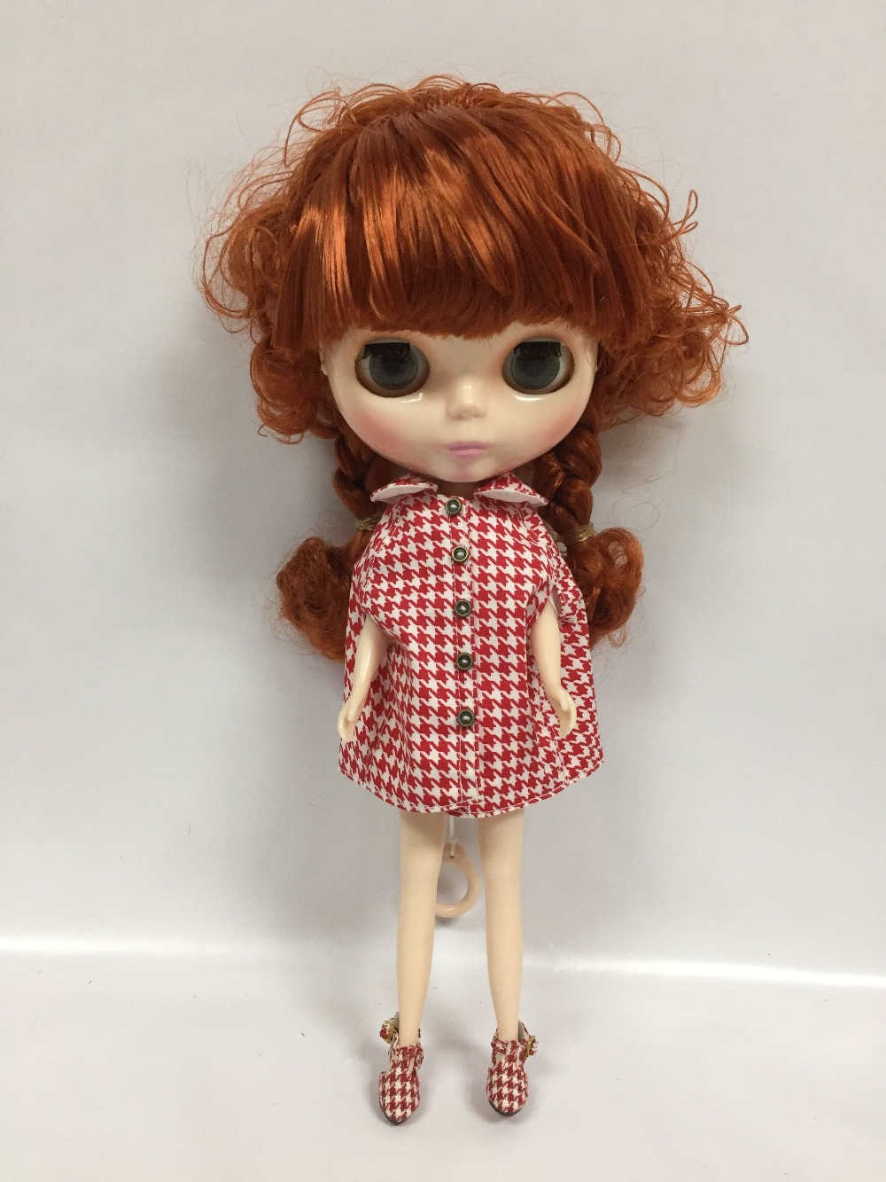 Nude Blyth Doll,Factory Doll,Suitable For Diy Change Bjd Toy For Girls Cute -In Dolls -8888