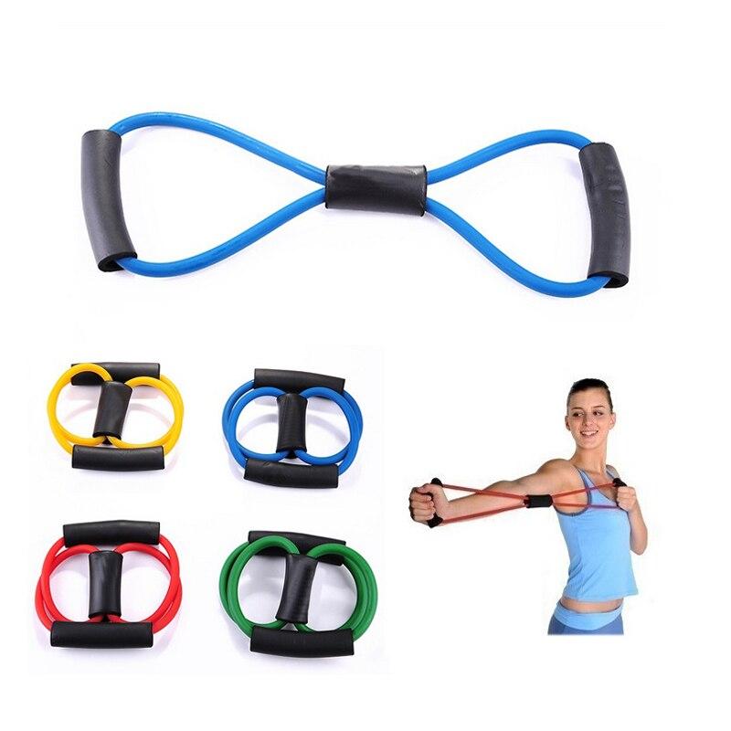 hoge elastische 39 cm fitness banden weerstand touw oefening tubeshoge elastische 39 cm fitness banden weerstand touw oefening tubes elastische oefening bands voor yoga pilates workout in hoge elastische 39 cm fitness