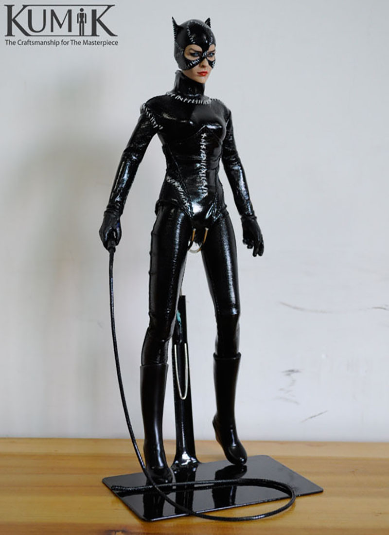 Limited Edition 1/6 Female Catwoman 1989 Action Figure Body Kids Toys Hobby Collections fubag 100013 ga400 11000 limited edition