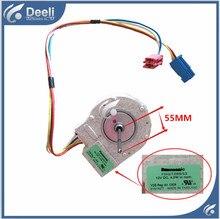100% new Good working for refrigerator Fan motor for refrigerator freezer FDQT26BS3 12V DC