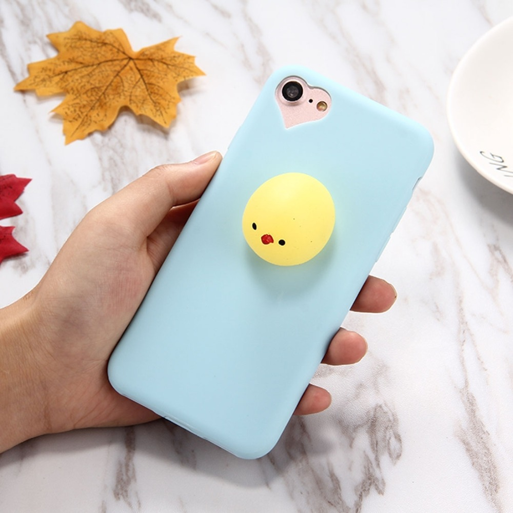 Iphone 6 squishy case - Soft Silicone Tpu Squishy Case For Iphone 7 Iphone 6 Squishy 6 Plus 7plus Bag
