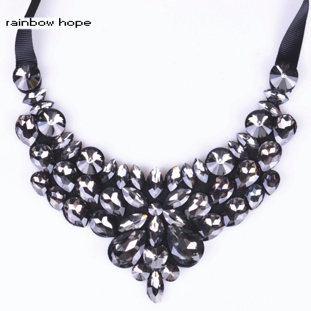 kristal modës Gratë xhevahire Gurë Kristali xhevahire Maxi - Bizhuteri të modës
