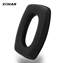ZOHAN Replacement Ear Cup Cushions For Hearing Protector Applicable To Howard Light Impact Electronic Shooting Earmuff 2 pair