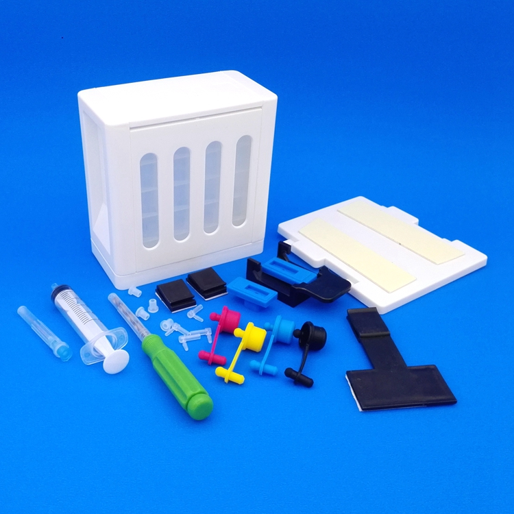 Sistema de suministro continuo de tinta para impresoras de inyección - Electrónica de oficina - foto 1
