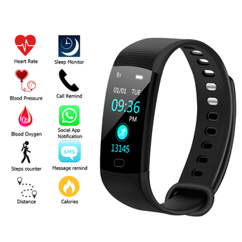 Smart Watch Sport Fitness Activity Heart Rate Consumer Electronics