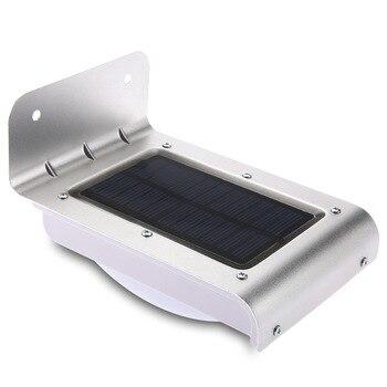 Solar Power Motion Sensor