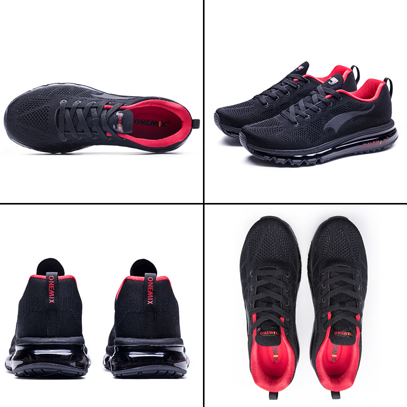 ONEMIX Trainers Air Running Shoes For Men 90 Women Free Weaving Sneaker Breathable Mesh Knit Sport Shoes
