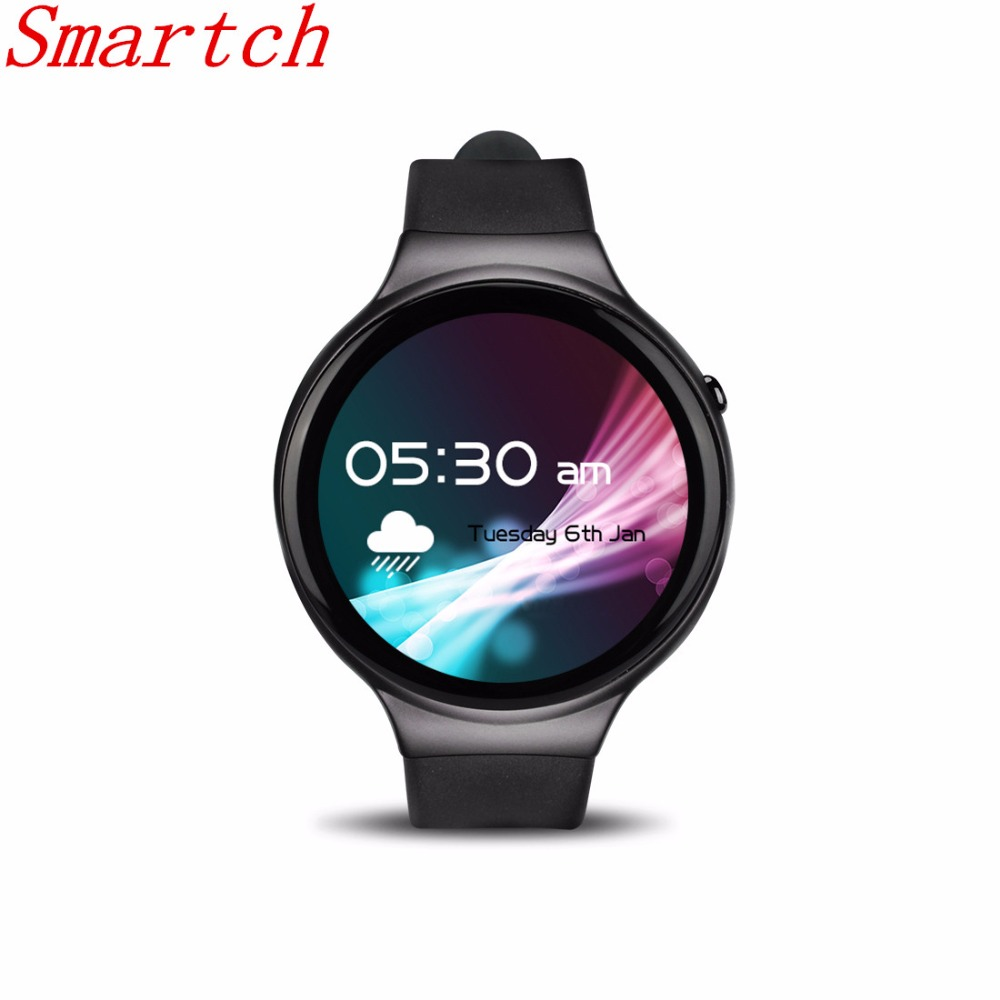 Smartch I4 Bluetooth Smart Watch Android 5.1 OS MTK6580 3G WIFI GPS Heart Rate Smartwatch Support SIM card Voice Control smartch i4 bluetooth smart watch android 5 1 os mtk6580 3g wifi gps heart rate smartwatch support sim card voice control