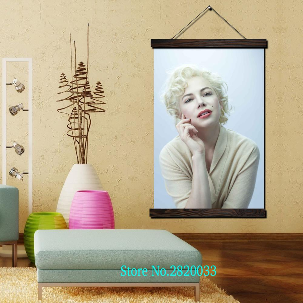 Magnificent Marilyn Monroe Framed Wall Art Photo - The Wall Art ...