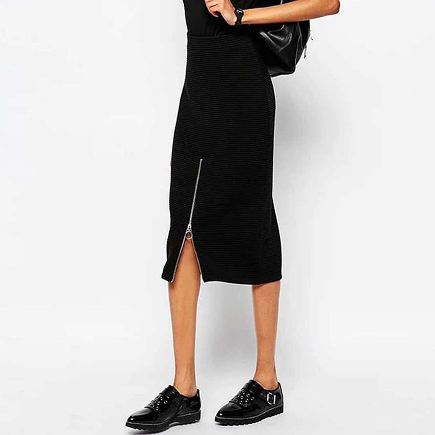Compare Prices on Wear Black High Waisted Skirt- Online Shopping ...