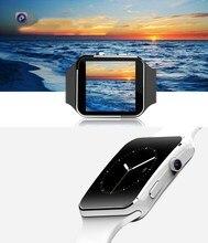 """1,54 """"IPS Bluetooth Smart Uhr Telefon X6 Smartwatch Sport Uhr Mit HD Kamera Unterstützung SIM TF Karte Für iPhone Android-Handy"""