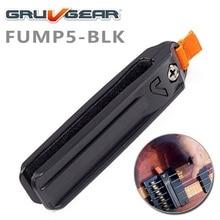 Gruv Getriebe Fump 4-/5-string Clip-on String Stumm für E-bass