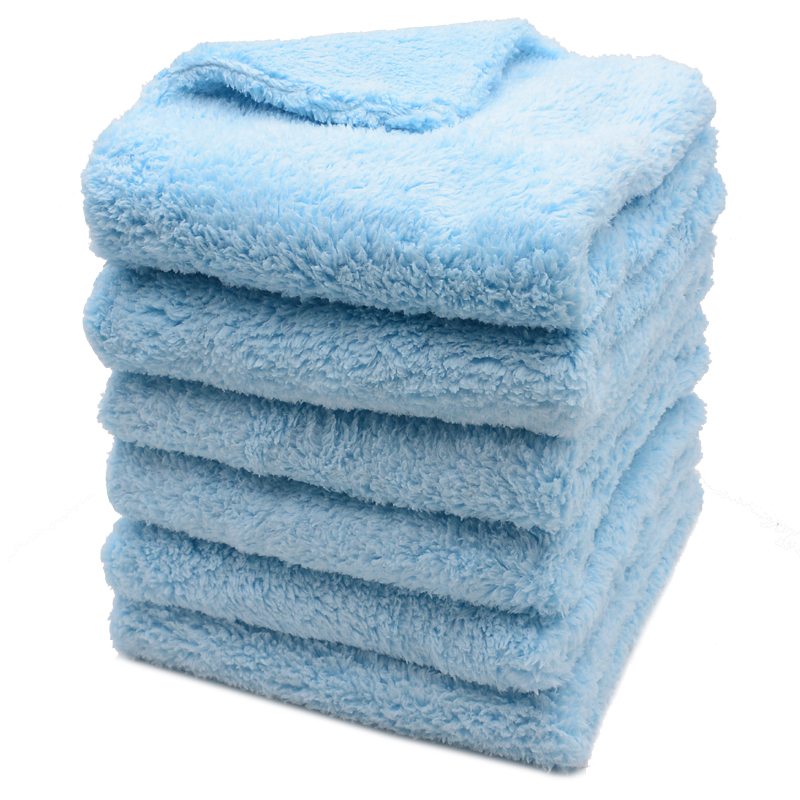 Plush Ultra Soft Microfiber Cleaning Cloth Square Water Absorption Kitchen Car Cleaning Towel,Lint Free Cleaning Cloth House /& Car Purple 5 Pack Premium Microfiber Car Cleaning Cloths