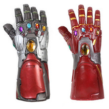 The avengers alliance 4 iron mans arm around props for Cosplay latex gloves
