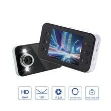 Ночного видения Мини Видеорегистраторы для автомобилей Камера видеокамера 1080PHD видео регистратор парковка Регистраторы g-сенсор Даш carcame