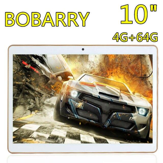 Оригинал BOBARRY Супер 10 дюймов K10 SE Octa-core 4 ГБ + 64 ГБ Android 5.1 Tablet PC, GPS OTG Bluetooth Wifi