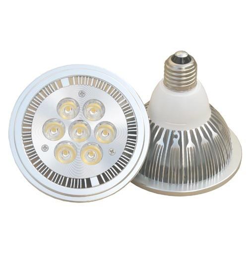 LED G53 GU10 E27 14W QR111 AR111 led işıqfor 1120lm = 100W halogen - LED işıqlandırma - Fotoqrafiya 2