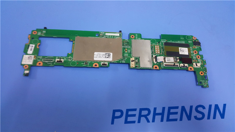 Original FOR DELL FOR VENUE 10 PRO 5050 LAPTOP MOTHERBOARD MAINBOARD 0T3K24 T3K24 CN-0T3K24 Z3735F 1.33GHZ 100% Work Perfectly